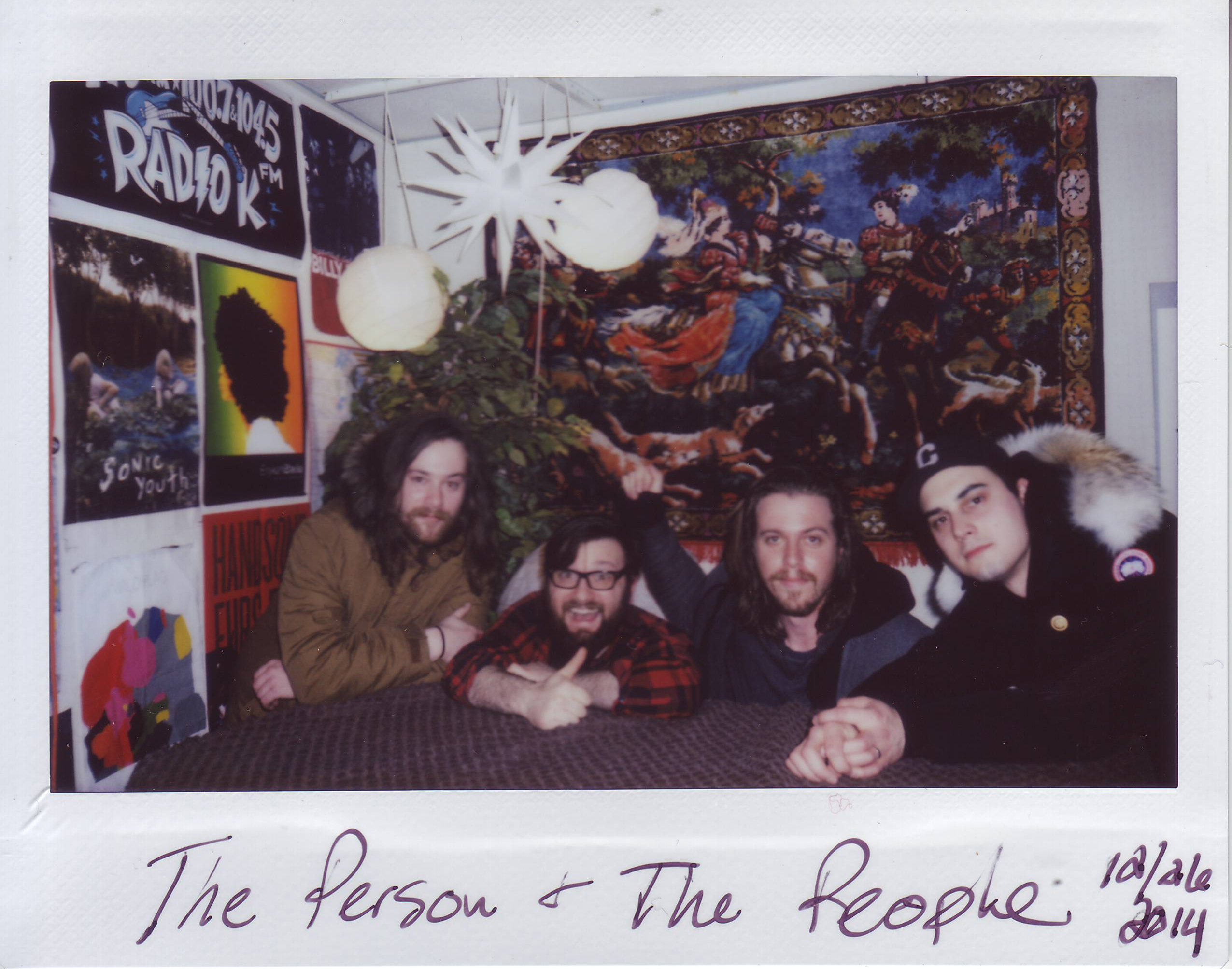 The Person & the People