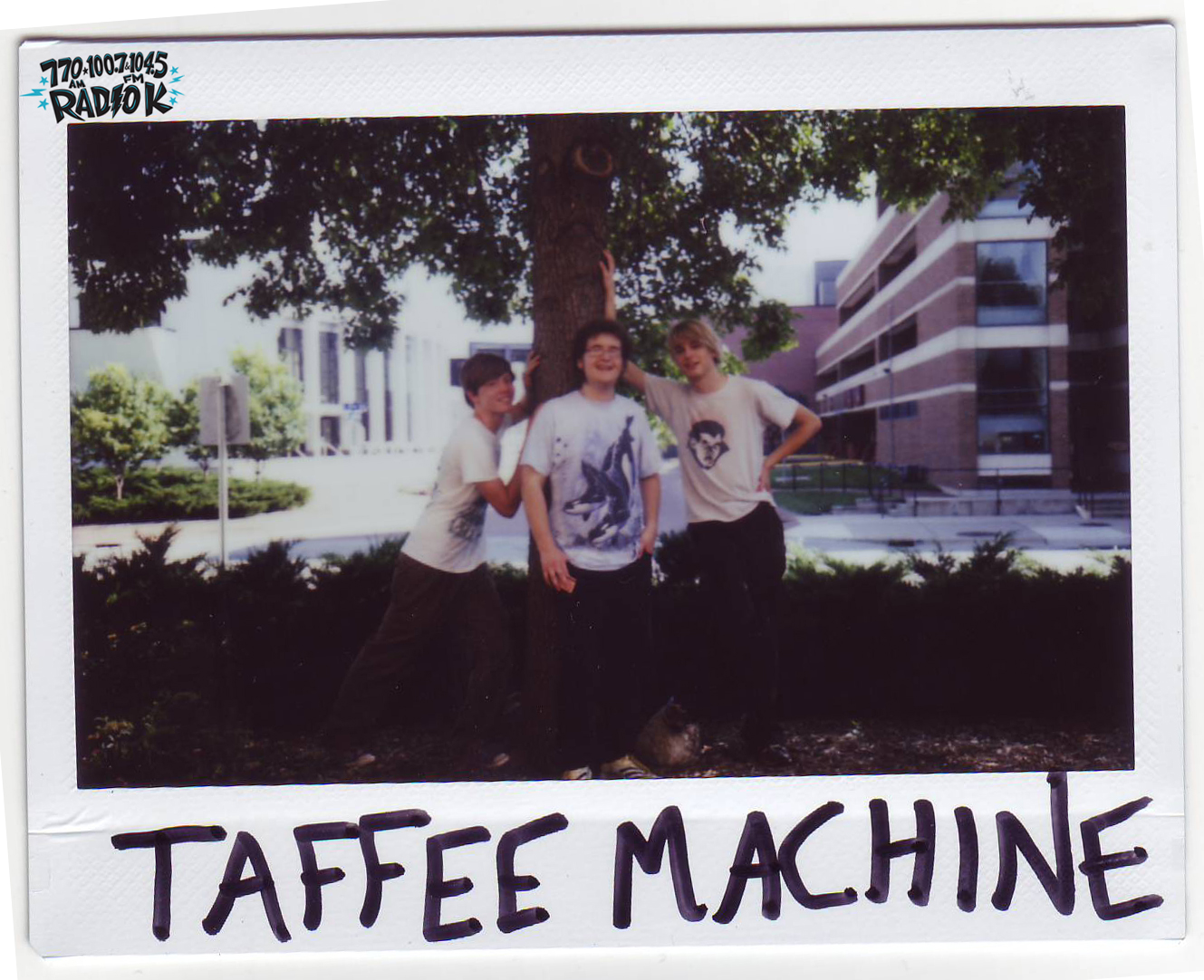 Taffee Machine