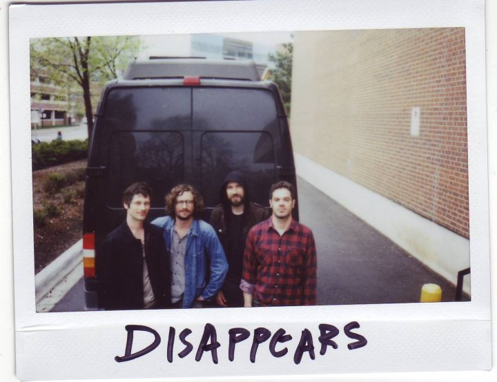 Disappears