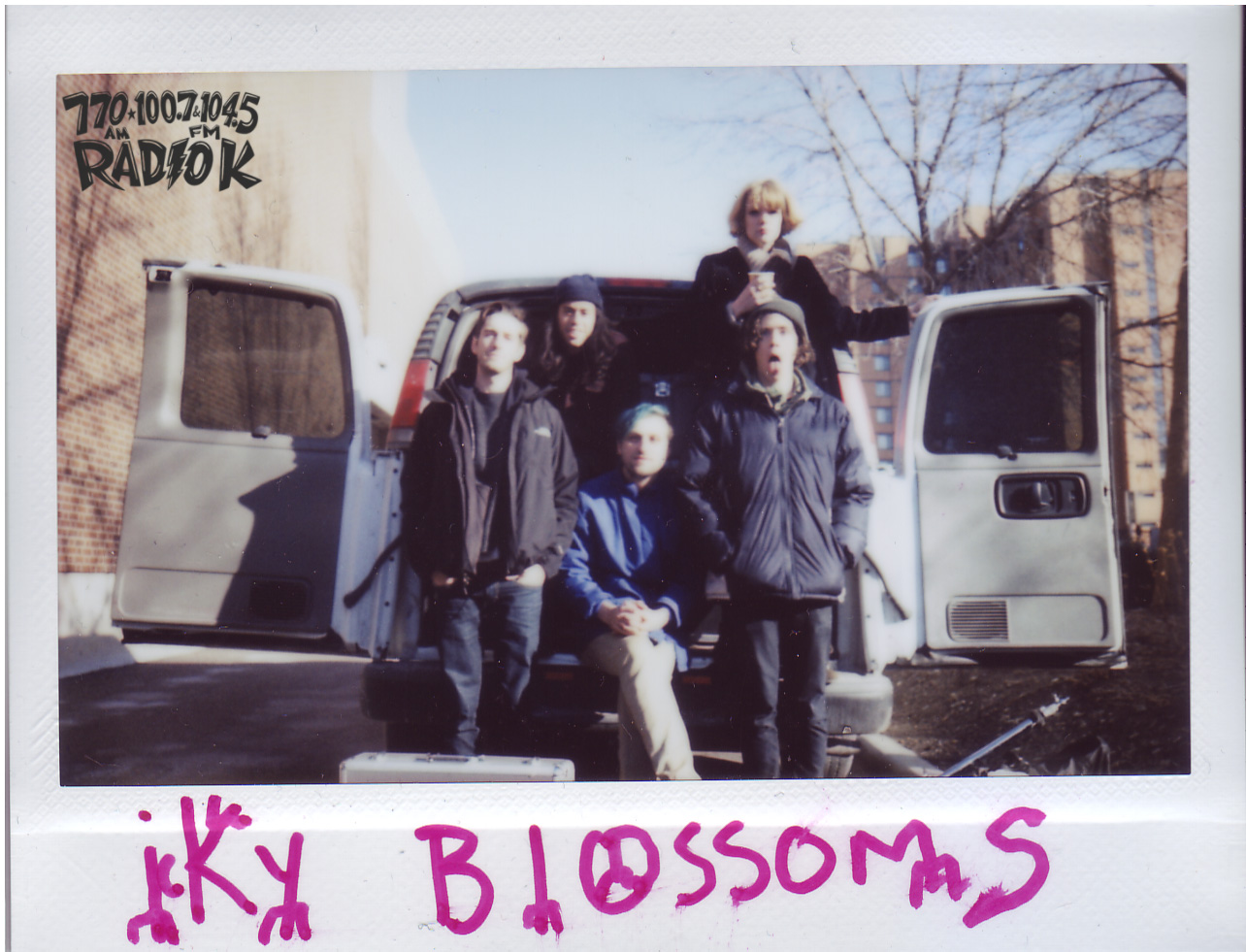 Icky Blossoms