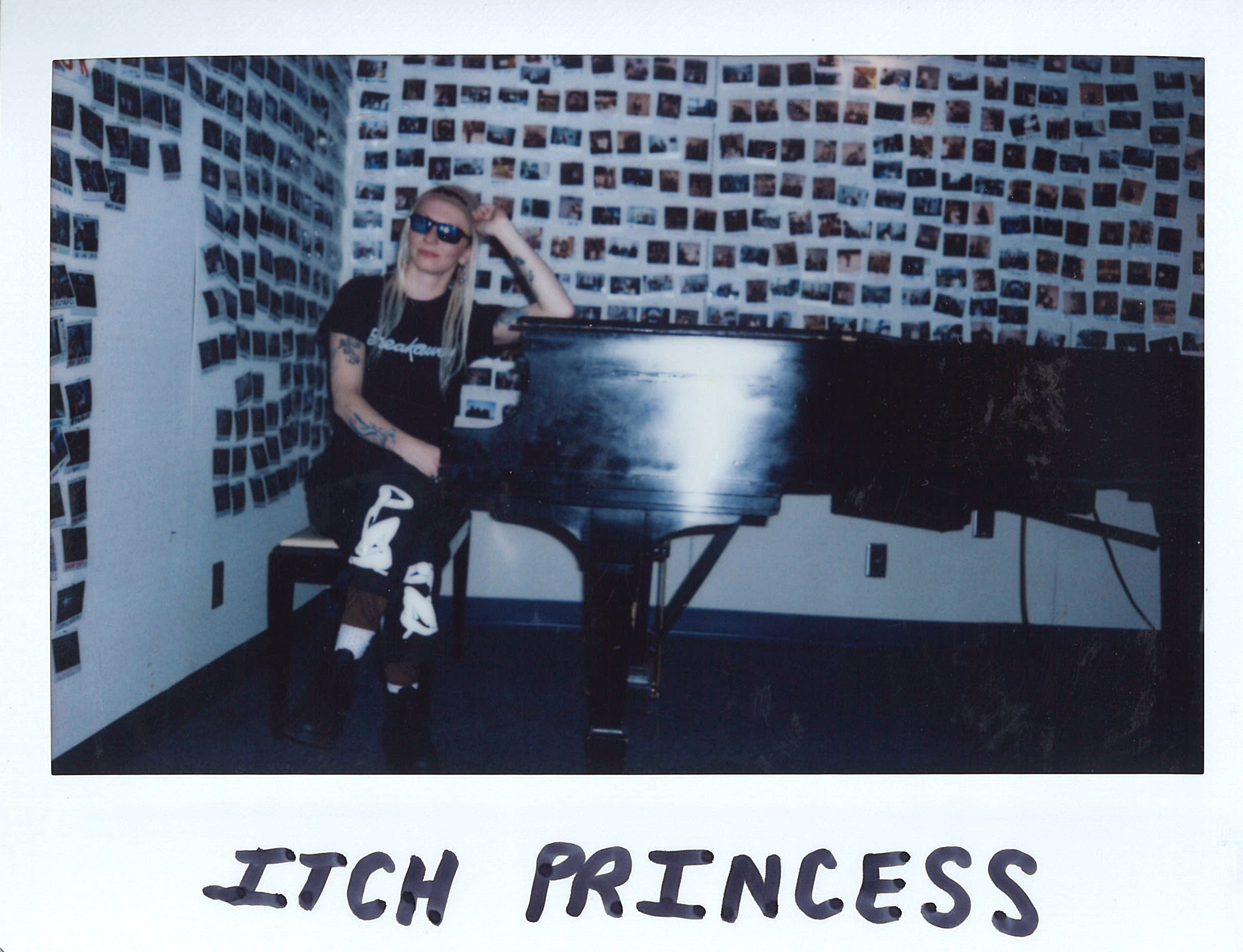 Itch Princess