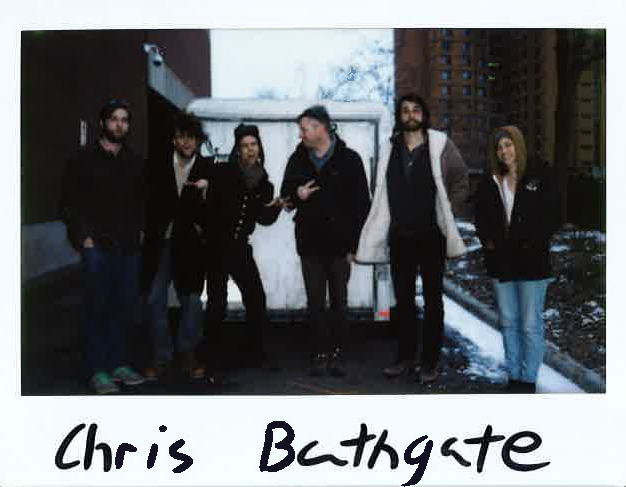 Chris Bathgate