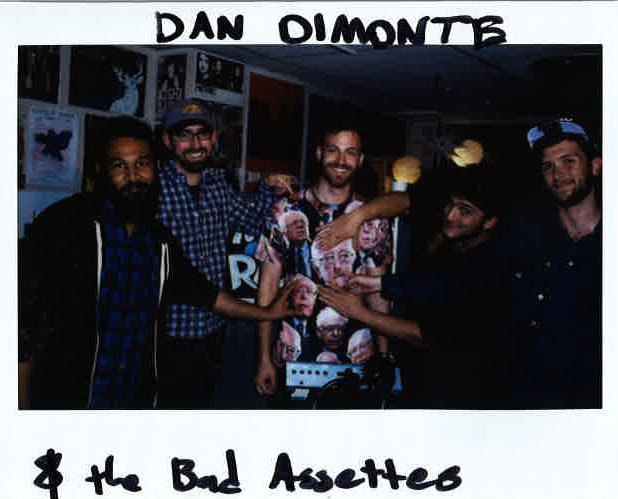 Dan Dimonte and The Bad Assettes