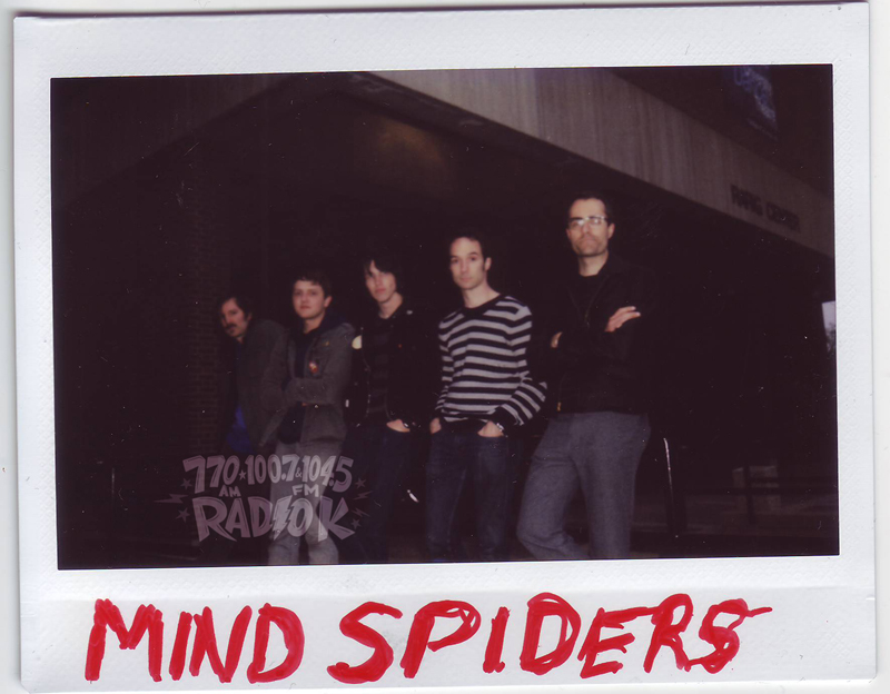 Mind Spiders