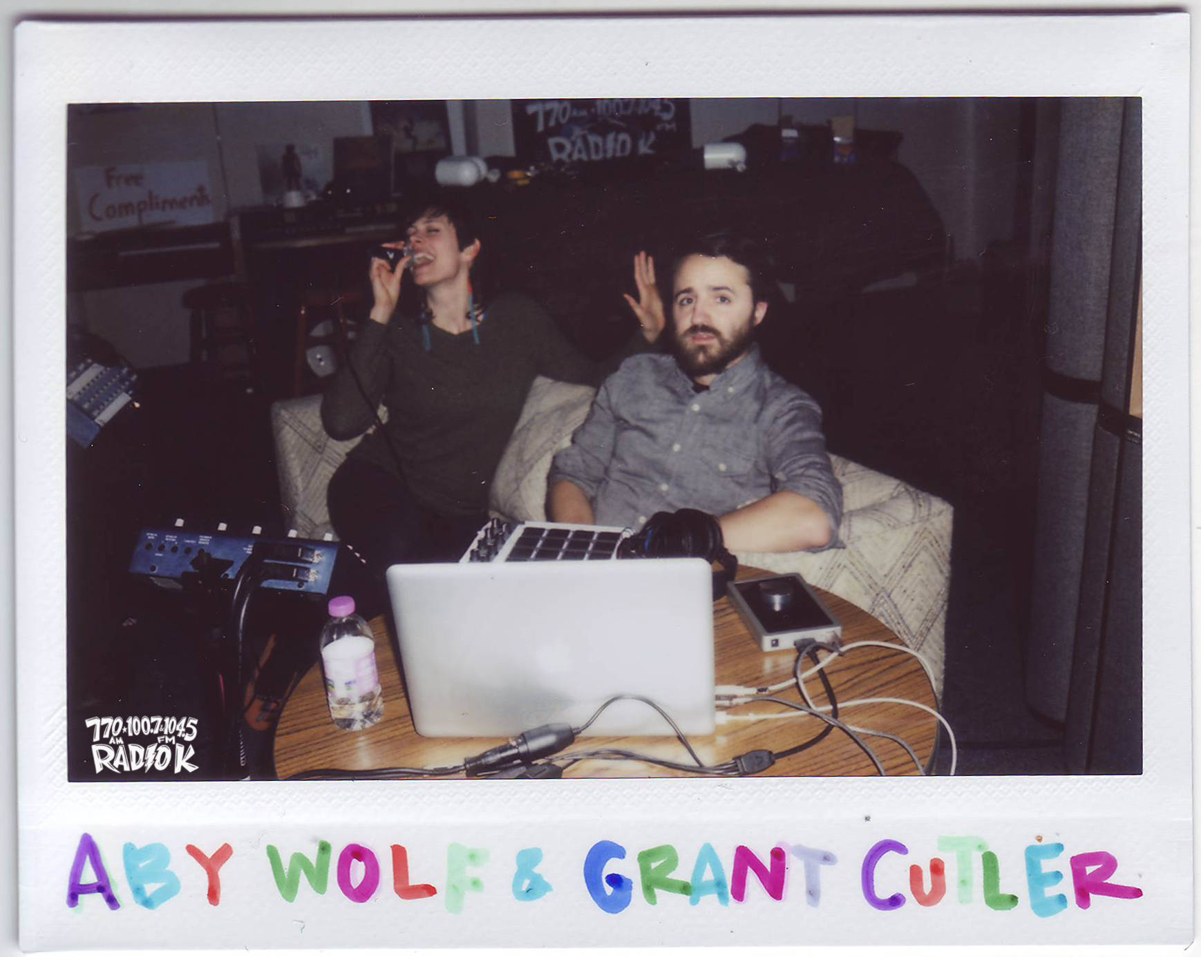 Wolf Lords (Aby Wolf & Grant Cutler)