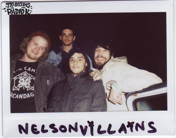 Nelsonvillains