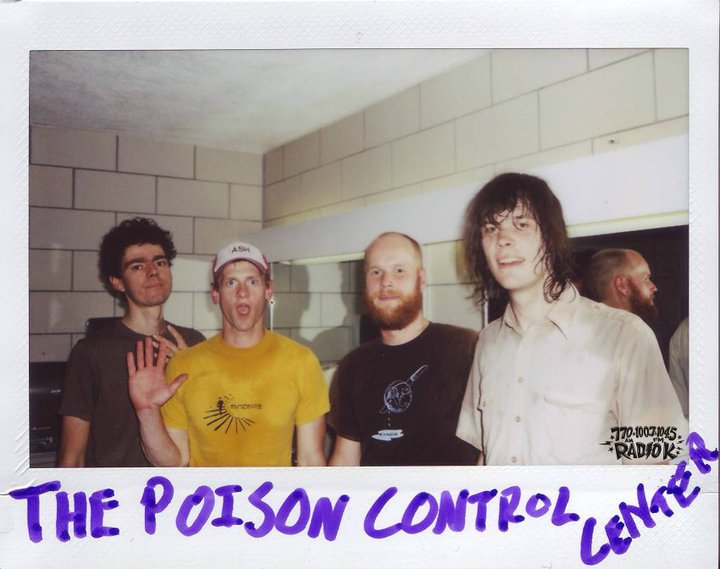 The Poison Control Center