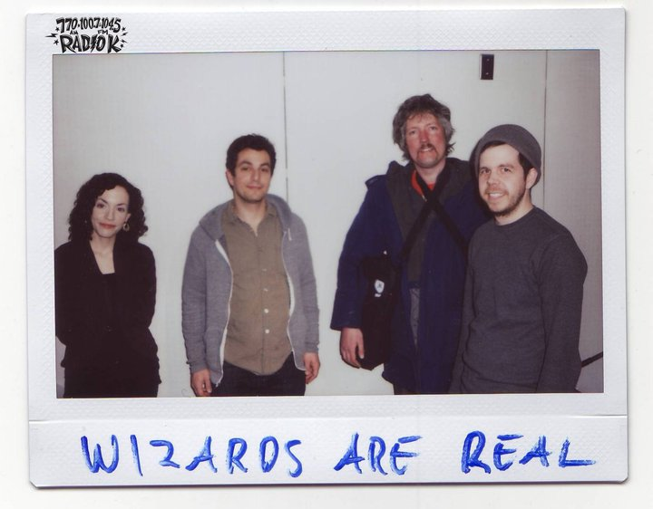 Wizards Are Real