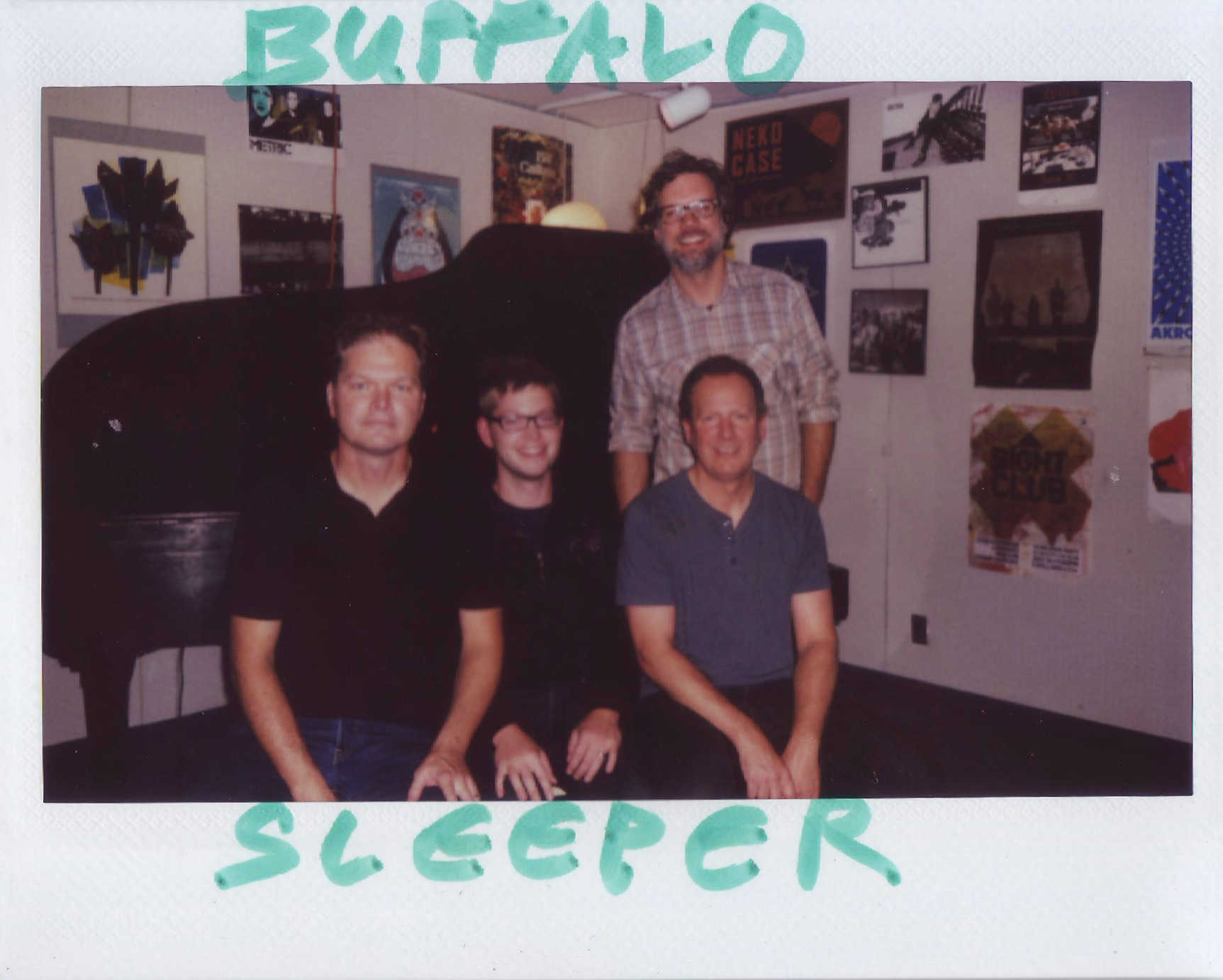 Buffalo Sleeper