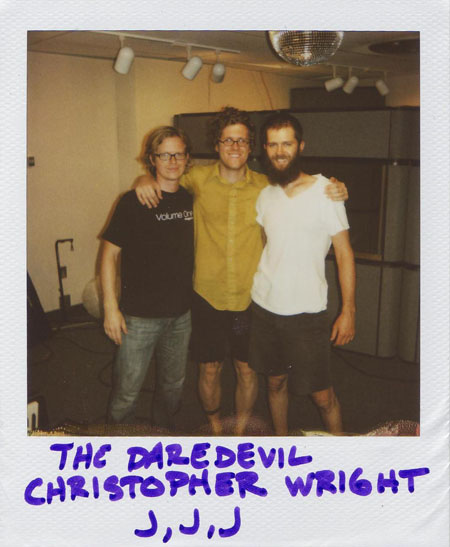 The Daredevil Christopher Wright