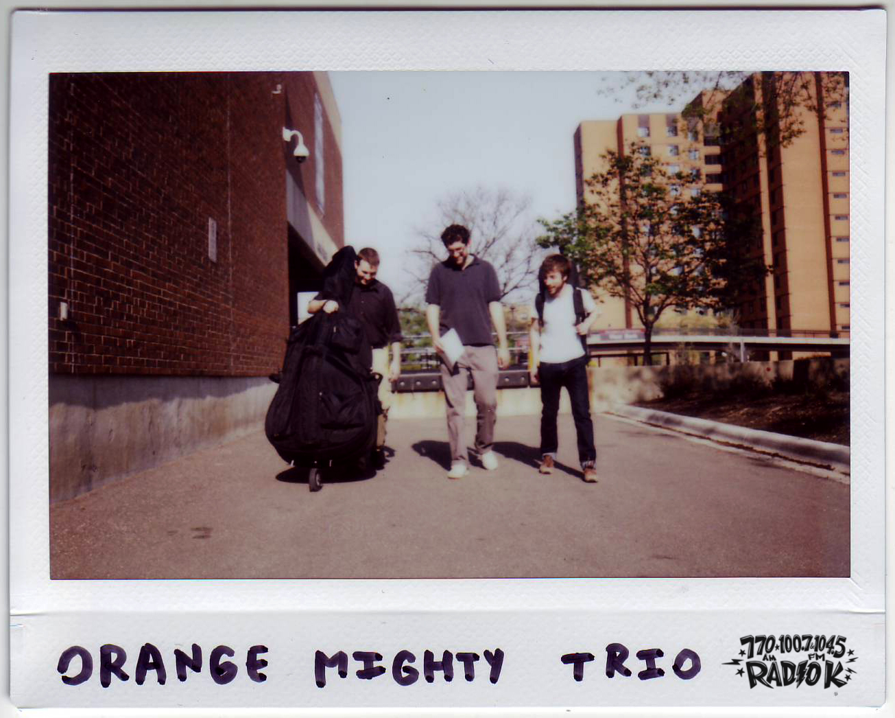 The Orange Mighty Trio - The Orange Mighty Trio