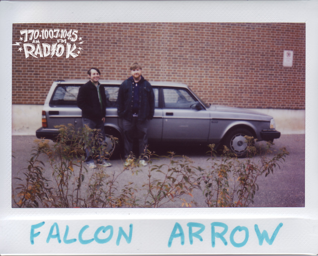 Falcon Arrow