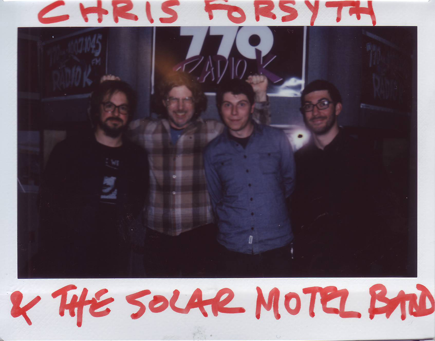 Chris Forsyth and the Solar Motel Band