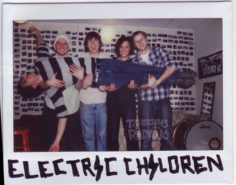 The Electric Children