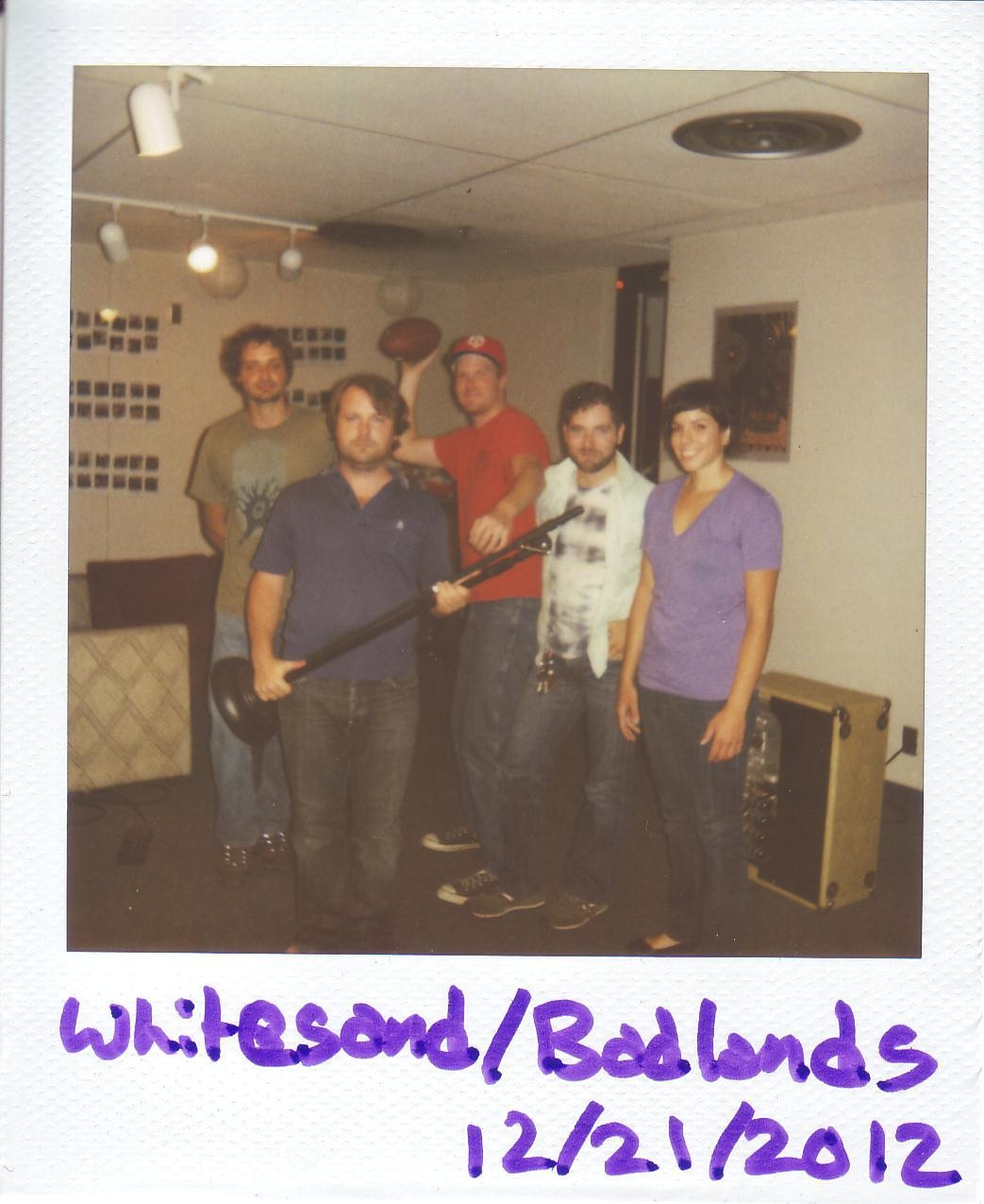 Whitesand/Badlands