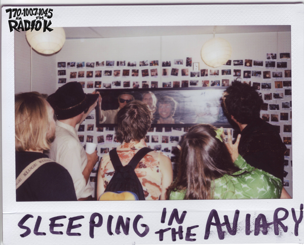 Sleeping in the Aviary