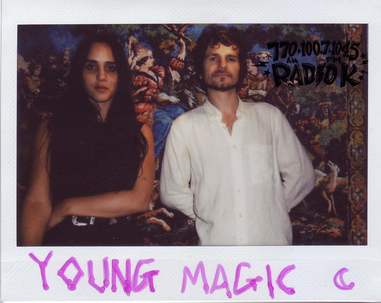 Young Magic