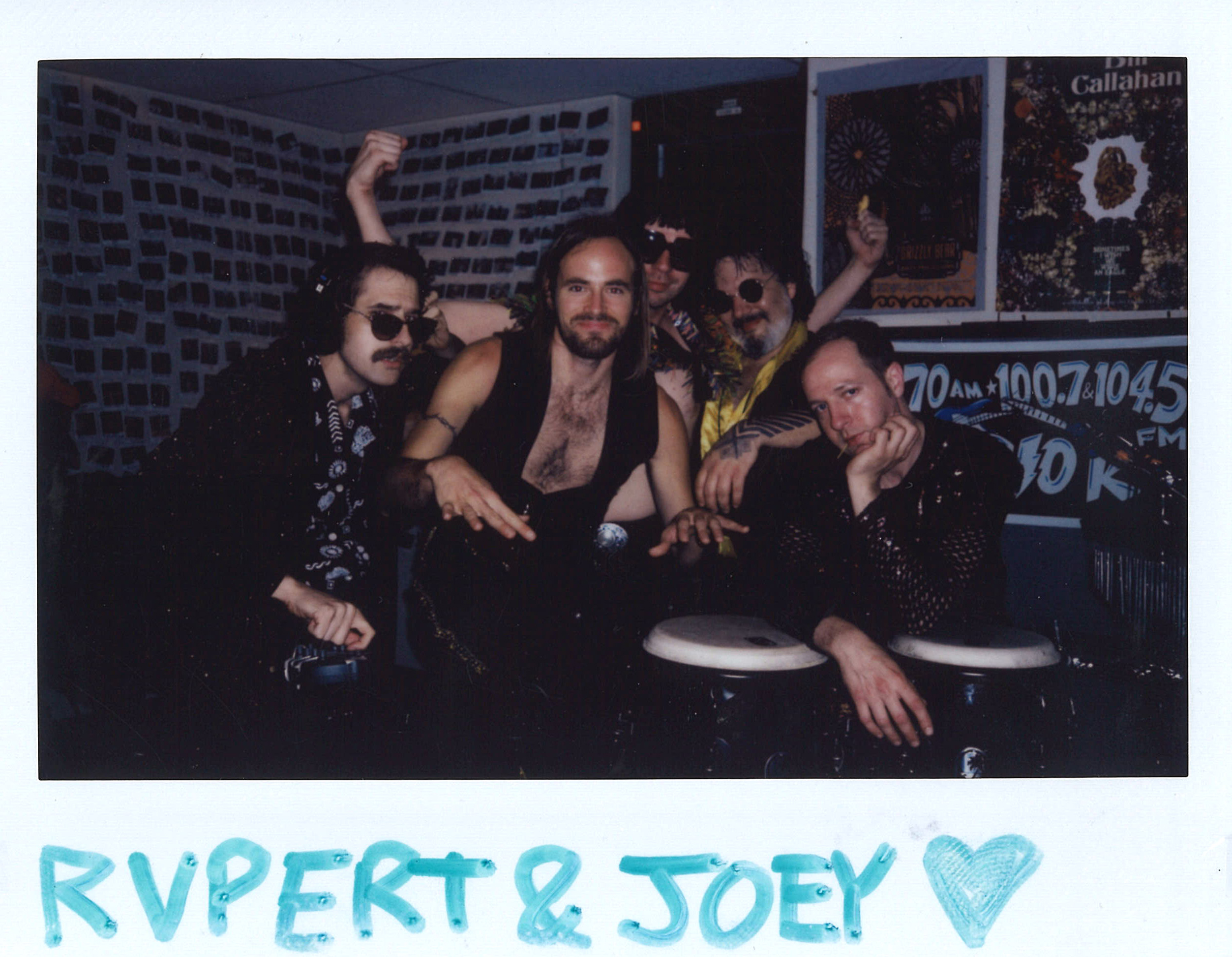 Rupert Angeleyes & Joey Joey Michaels
