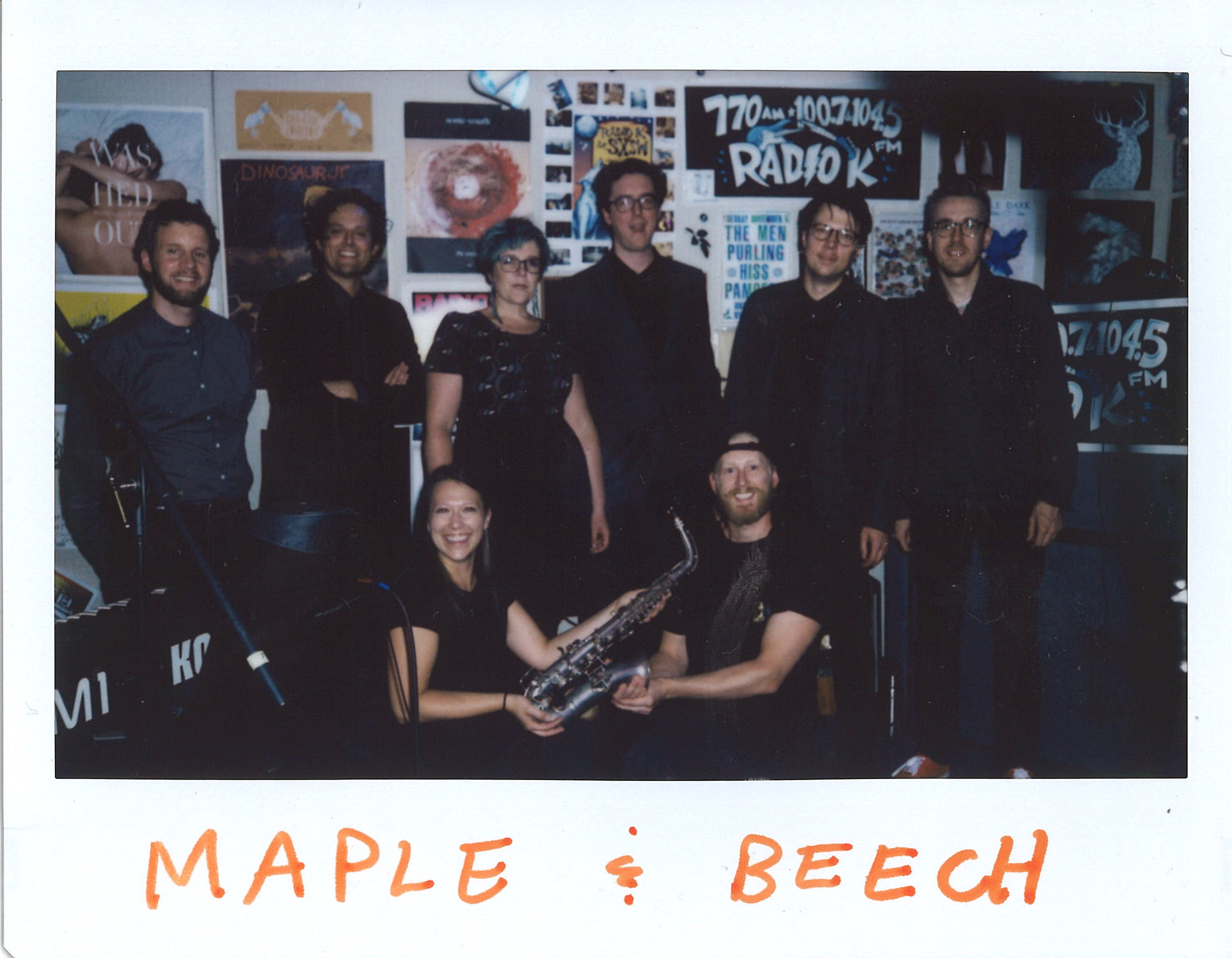 Maple & Beech