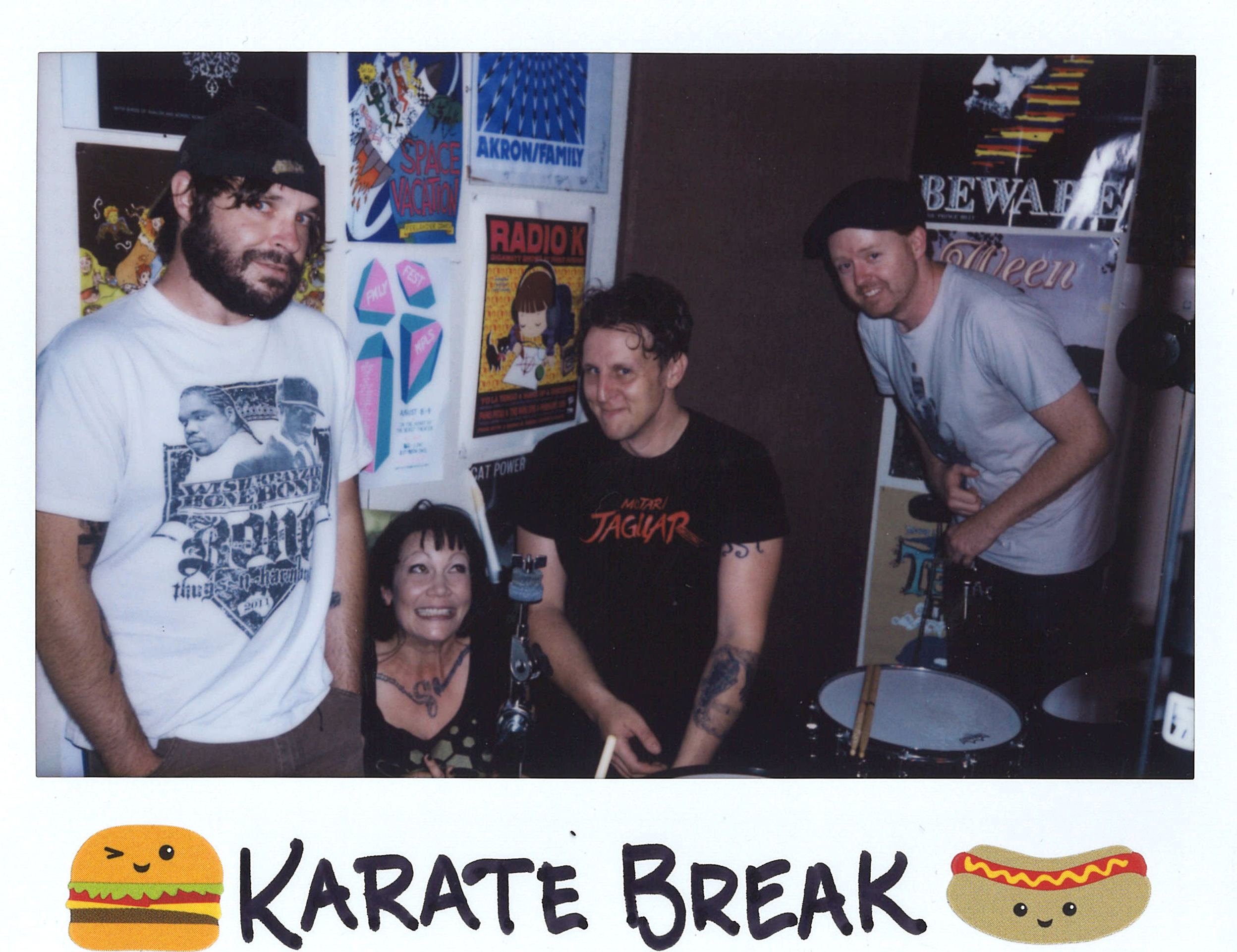 Karate Break
