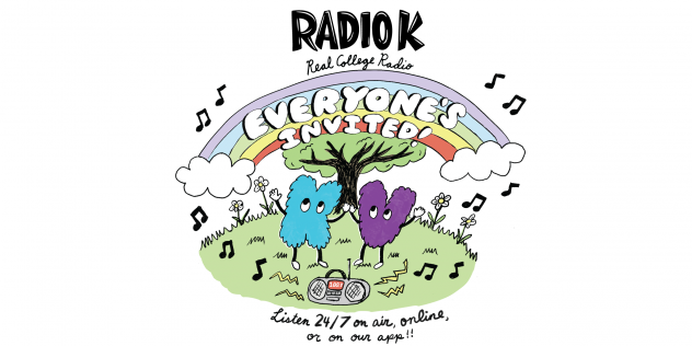 Radio K Pledge